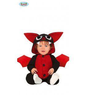 Scherpe Hoektandjes Vleermuis Kind Kostuum