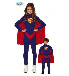 Universele Superheld Redder Van Het Universum Kind Kostuum