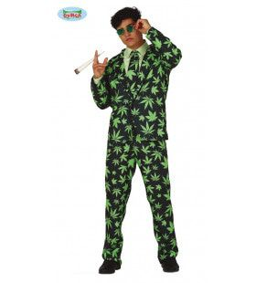 Marihuana Hasjiesj Lange Haal Man Kostuum