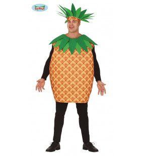Sappige Tropische Ananas Kostuum