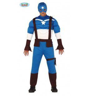 Avengers Superheld Onvermoede Krachten Man Kostuum
