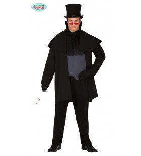 Jack The Ripper Seriemoordenaar Londen Man Kostuum
