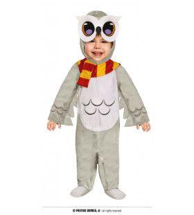 Magische Uil Kind Kostuum