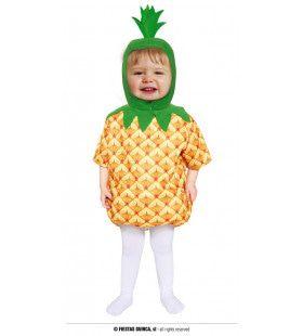 Zoete Sappige Ananas Kind Kostuum