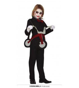 Moordenaar Op Driewieler Kind Kostuum