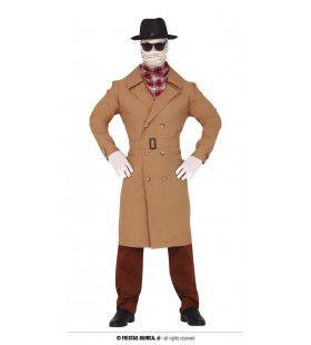 Onzichtbare Vreemde Horror Man Kostuum