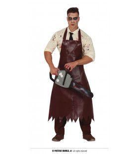 Moordende Slager Vector Man Kostuum