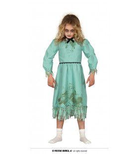 Nog Steeds Bezeten Door De Duivel Meisje Kostuum