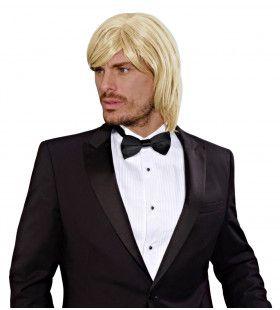 Pruik Daverende Dave Blond