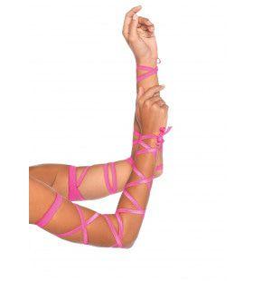 Elastieke Wikkelbandjes Voor Onderarmen Roze