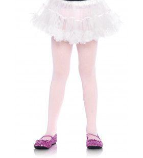 Meisjes Opaque Panty Lichtroze
