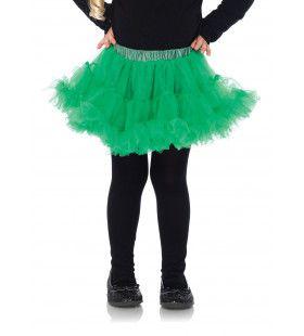 Meisjes Petticoat Groen