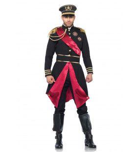 Mijnheer De Generaal Kostuum Man