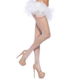 Nylon Visnet Panty Wit (Plus Size)