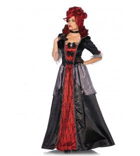 Victoriaanse Vampiressa Vana Vrouw Kostuum