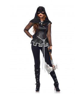 Donkere Executie Beul Vrouw Kostuum