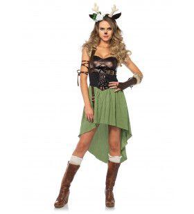 Schoonheid Boshert Sexy Kostuum Vrouw