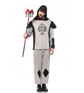 Wonderland Guard Bewaker Kostuum Man
