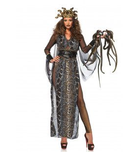 Griekse Mythische Koningin Medusa Vrouw Kostuum
