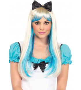 Alice In Wonderland Pruik