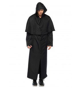 Duistere Monnik Man Kostuum