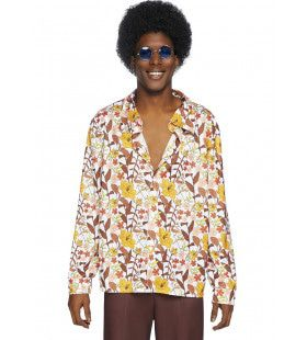 Boogie Down Hippie Hunk Shirt Man