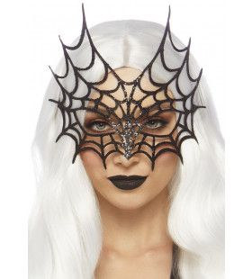 Spinnenweb Masker Reuzenspin