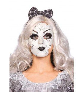 Porseleinen Poppenmasker