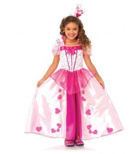 Hartenprinses Betoverd Meisjes Jurk
