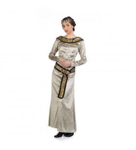 Chique Duitse Prinses Herz Schmerz Vrouw Kostuum