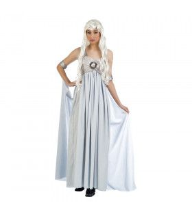 Beeldschoon Daenerys Game Of Thrones Vrouw Kostuum