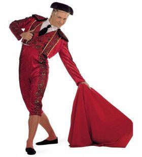 Luxe Arena Stierenvechter Carlos Man Kostuum