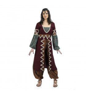 Mysterieuze Arabische Prinses Zuleima Vrouw Kostuum
