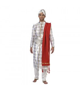 Maharadja India Dalip Singh Man Kostuum