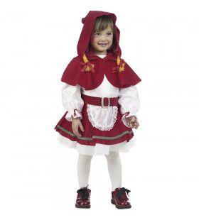 Snoepje Van Een Roodkapje Met Staartjes Sprookjes Meisje Kostuum