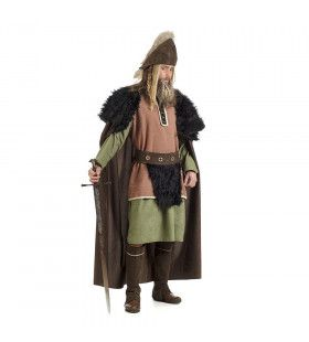 Cape Keltische Strijder Bruin Man