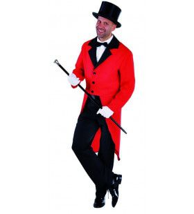 Frackjas Fred Astaire Rood Man