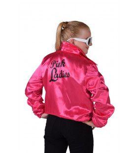 Rock And Roll Jack Pink Ladies Meisje