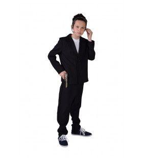 Bodyguard Persoonlijke Bewaker Jongen Kostuum