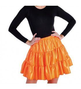 Dans En Ballet Rok Selena Oranje Meisje