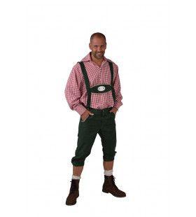 Lederhosen Norbert Noch Ein Bier Groen Man