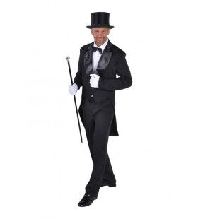 Zwarte Slipjas Bing Crosby Man