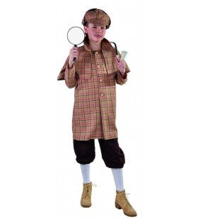 Speurneus Sherlock Holmes Kostuum