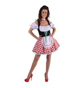 Doppelbock Doro Bierfeest Vrouw Kostuum