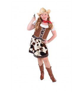 Cowgirl Calamity Jane Meisje Kostuum