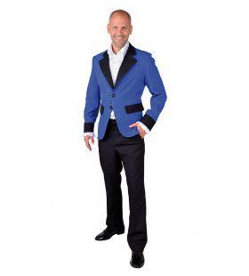 Colbert Avondje Opera Blauw Man
