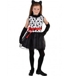 101 Dalmatier Disney Hond Meisje Kostuum