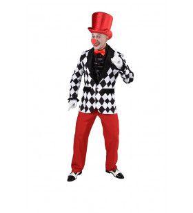 Colbert Grote Ruit Circus Pierrot Man