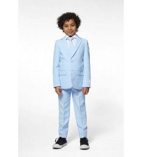 Wauw In Lichtblauw Jongen Kostuum