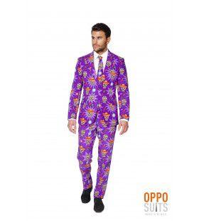 Gringo El Muerto Opposuit Kostuum Man